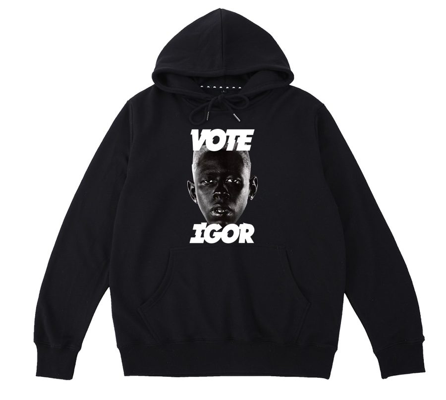 Golf Wang Tyler The Creator Vote Igor Hoodie