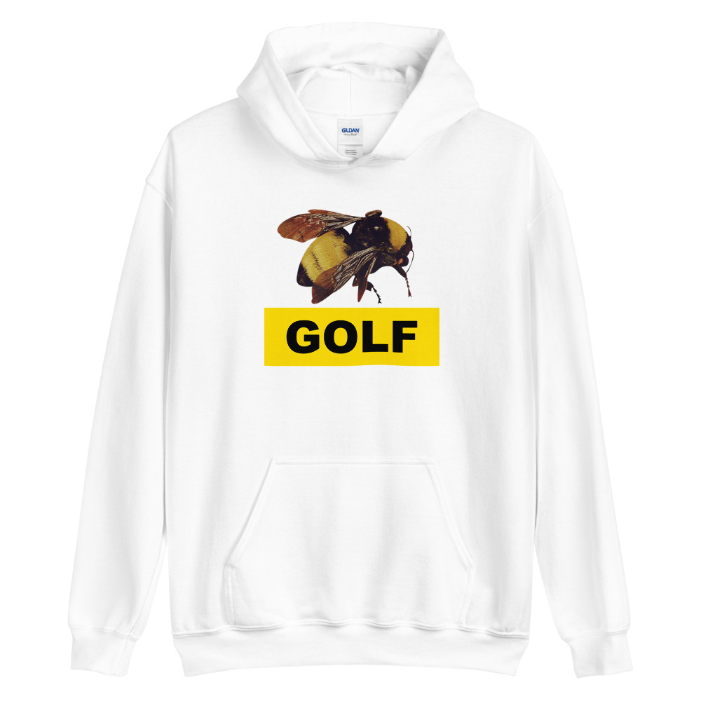 New Golf Save The Bees Unisex Hoodie