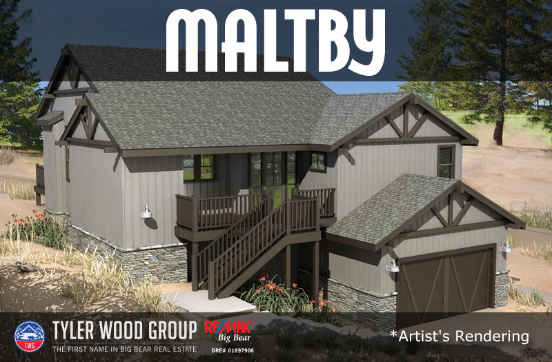 New House for Sale in Big Bear Lake