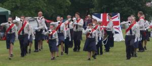 Alderley District Scout Band