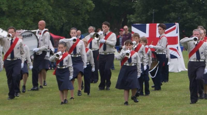 Alderley District Scout Band