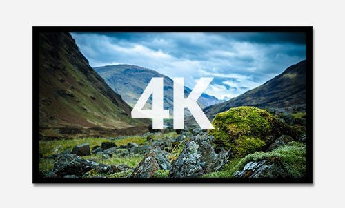 4K-Ready Screens, Salt Lake City