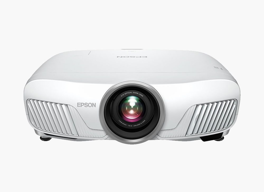 epson pro cinema 5040ub 4k HDR home theater projector utah