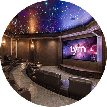 Best Home Theater, EH Home Of The Year Awards 2016 Gold Winner