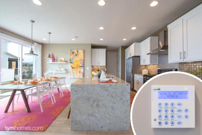 Control4 home automation, Candlelight Homes