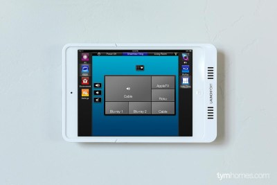Savant SmartView Video Tiling iPad app - Salt Lake Parade of Homes
