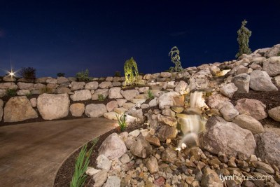 Water Feature Automation - Salt Lake Parade of Homes