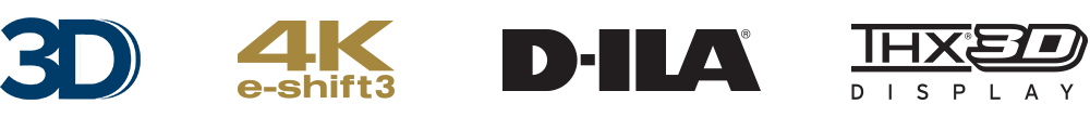 DLA-X900 badges