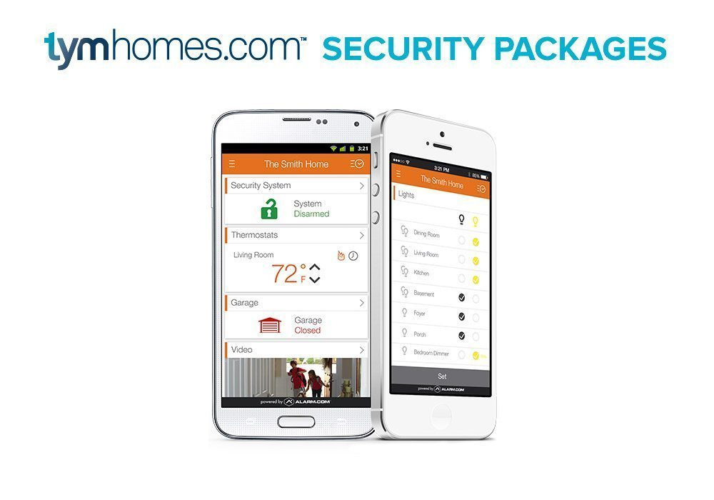 Home Security & Automation Mobile App, Salt Lake City