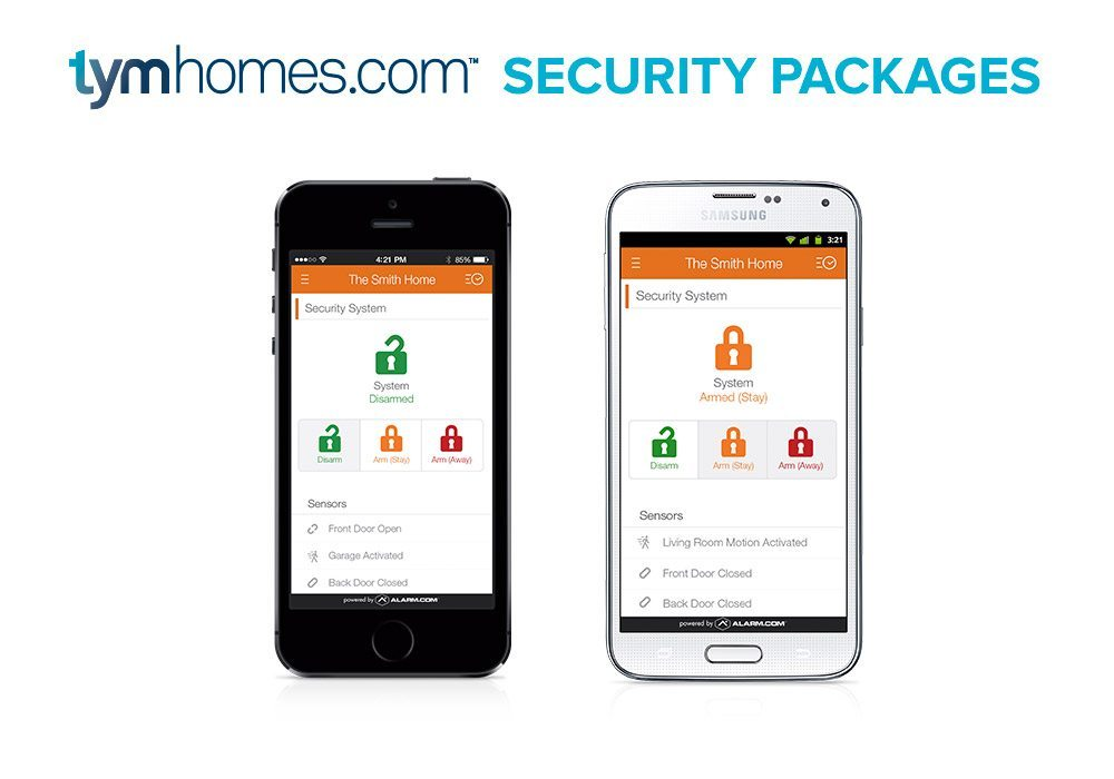 Home Security Mobile App, Salt Lake City