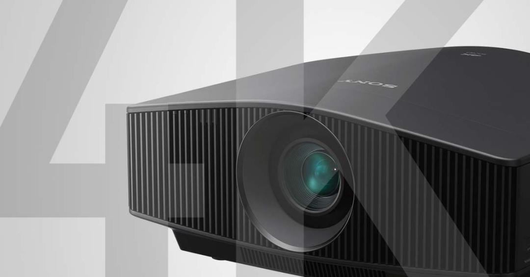 SONY 4K HOME THEATER PROJECTORS