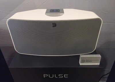 CES 2015 | Bluesound Wireless Audio Speakers