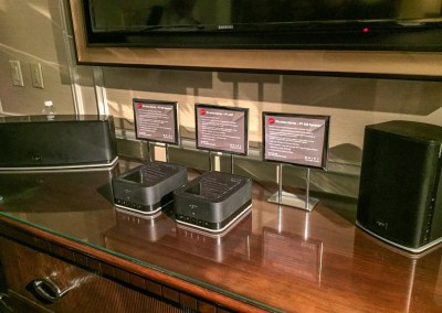 CES 2015 | Paradigm Prestige Line Speakers with Play-Fi Wireless Audio Distribution
