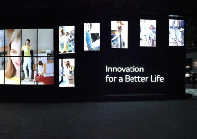 CES 2015 | LG's mammoth booth