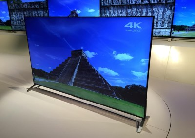CES 2015 | Sony Bravia X900 Series 4K Ultra HD TV