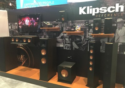 CES 2015 | Klipsch booth