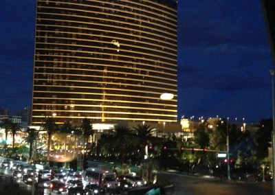 CES 2015 | View from Maggiano's