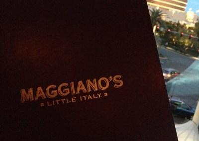 CES 2015 | Maggiano's!!!