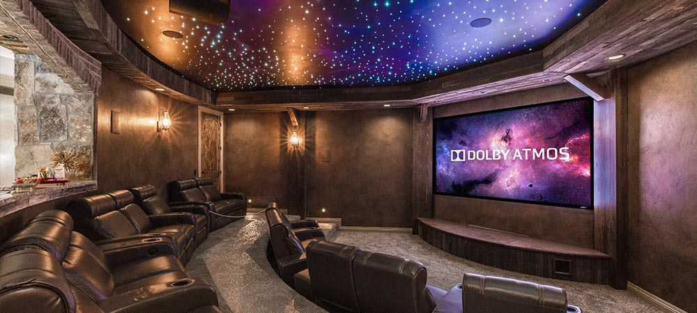 Dolby Atmos® Surround Sound For Home Theaters