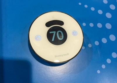 ISC West 2015 | Honeywell Lyric Thermostat