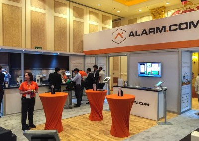 ISC West 2015 | Alarm.com at the Venetian Hotel