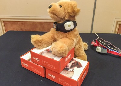 ISC West 2015 | Alarm.com Smart Pet Tracking system