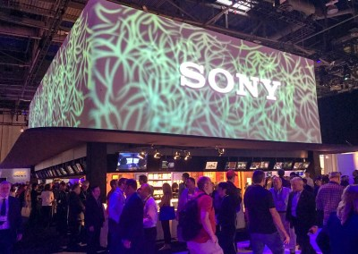 2015 NAB Show #NABshow | Sony 4K cameras, HDR, and projection
