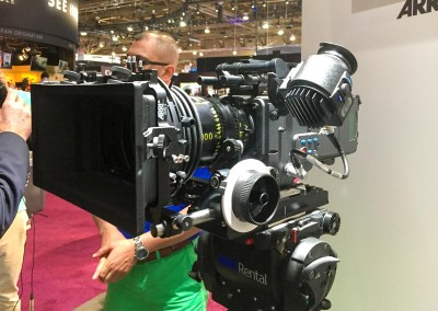 2015 NAB Show #NABshow | ARRI digital cinema camera