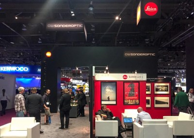 2015 NAB Show #NABshow | Leica booth