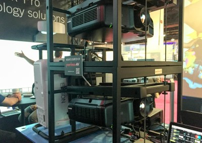 2015 NAB Show #NABshow | Epson projection