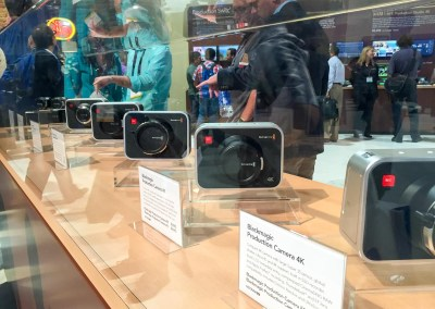 2015 NAB Show #NABshow | Blackmagic Design cinema and studio cameras