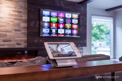 Boise home remodel   Savant App for whole-home automation   Boise, Idaho