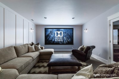 Dolby Atmos Home Theater, Salt Lake City, Utah