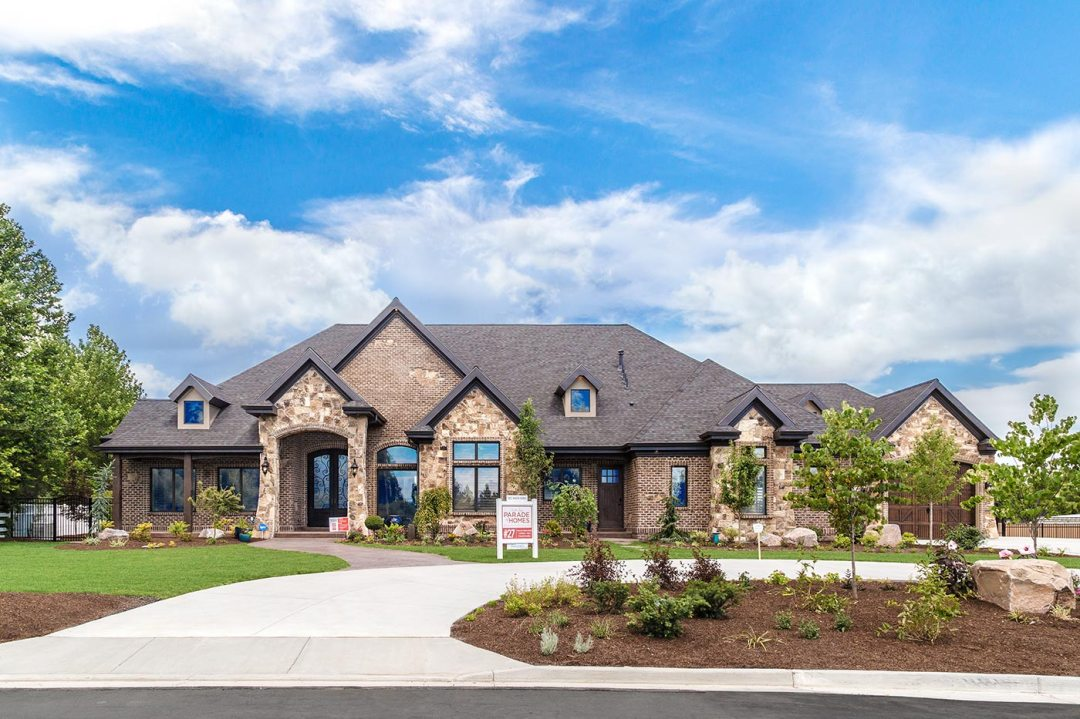 Stone Haven Home by Tree Haven Homes, 2015 Salt Lake Parade of Homes