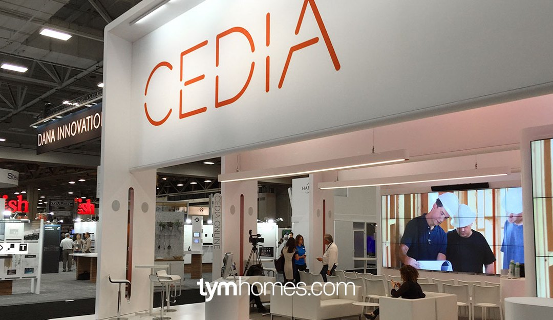 Top 5 Things at CEDIA 2015 | #CEDIA15
