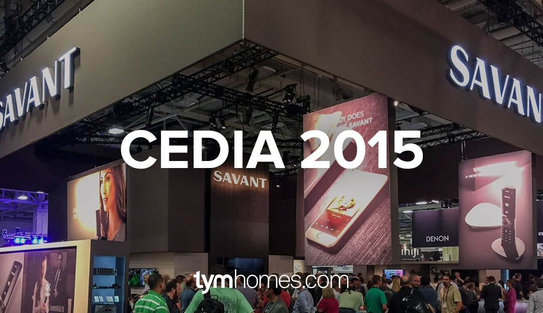 CEDIA 2015 Photo Album No. 1 | #CEDIA15