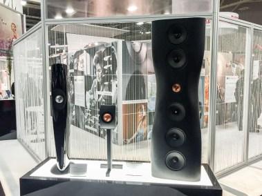 KEF loudspeakers, CEDIA 2015