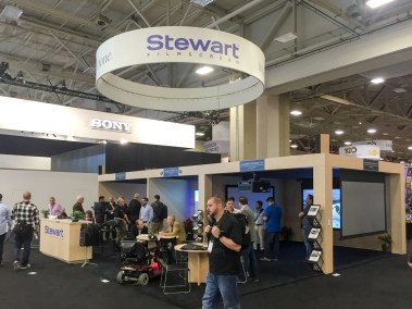 Stewart Filmscreen, CEDIA 2015 | TYM, Salt Lake City, Utah
