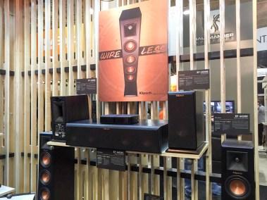 Klipsch Wireless Speakers, WiSA, CEDIA 2015 | TYM, Salt Lake City, Utah