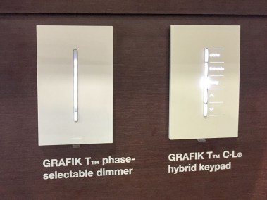Lutron GRAFIK T, CEDIA 2015 | TYM, Salt Lake City, Utah