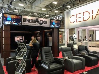 TYM partner, CinemaTech, CEDIA 2015