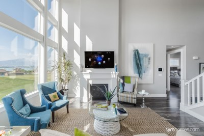Control4 home automation, Candlelight Homes, Utah Valley Parade of Homes
