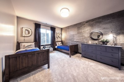 Boys bedroom, 2015 Utah Valley Parade of Homes