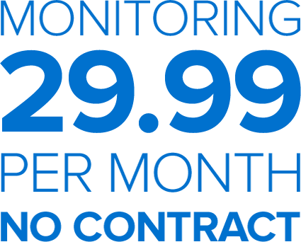 HOME SECURITY Monitoring Monthly