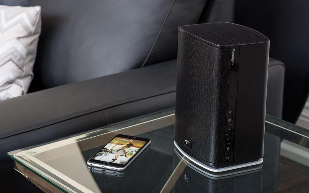 Paradigm PW600 Premium Wireless Speaker Sale Salt Lake City Utah
