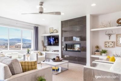 Control4 smart home, Candlelight Homes, Salt Lake City, Utah