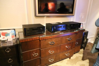 Anthem AV Receivers CES 2016
