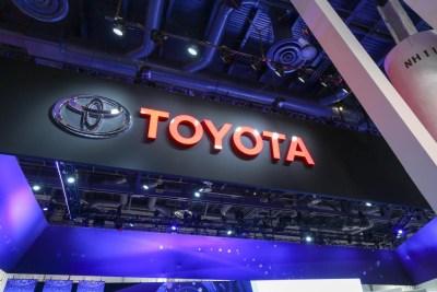 Toyota CES 2016
