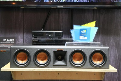 Klipsch WiSA Wireless Surround Sound Speakers CES 2016, Salt Lake City, Utah
