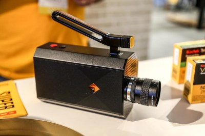 Kodak Super 8 Film Camera CES 2016